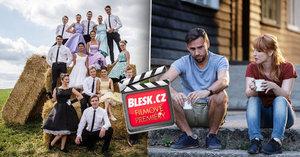 Čtvrteční filmové premiéry: Do kin naláká své fanynky Adam Mišík ve filmu Muzikál aneb Cesty ke štěstí