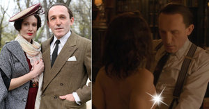 Nejočekávanější scéna z filmu Lída Baarová: Sex s ďáblem Goebbelsem!