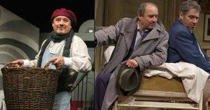 Herec Viktor Preiss: Konec v divadle! Po 33 letech