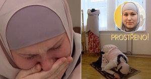 Zpověď muslimky z Prostřeno: Od Čechů jsem takové chování neočekávala!