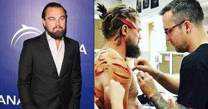 Zjizvený a krvavý Leonardo DiCaprio: Maskování do filmu Zmrtvýchvstání zabralo pět hodin