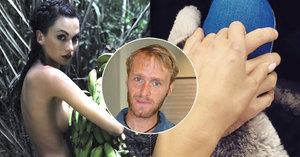 Tvoří Bučková s Vágnerem pár? Silikonová kráska zveřejnila nové foto s přítelem