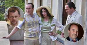 Tajemství velkofilmu Lída Baarová: Kdo namluvil německé herce? Nadabovali i Miss Golf Klausovou!