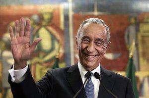 Konec politické krize? Portugalsko má nového prezidenta, vyhrál v prvním kole