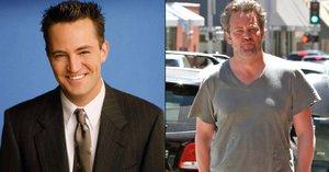 Přiznání Chandlera z Přátel: Kvůli drogám si nepamatuji tři roky života!