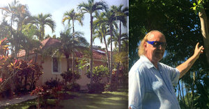 Utajovaná Janečkova vila v Karibiku: Dům, kde hostil Gotta i Grosse, hlídají ostří hoši