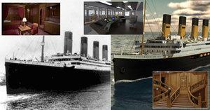 Legenda se vrací: Za dva roky vypluje (staro)nový Titanic! Bude věrnou kopií svého předchůdce