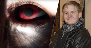 Artur Štaidl zveřejnil Bezbolestnou smrt! Krvavé oči a rozmazaná řasenka na uplakané tváři