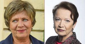 Obermaierová vzkázala Maciuchové: Doufám, že tu svini rakovinu porazí!