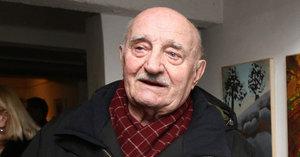 Josef Somr (81) po problémech se srdcem: Domácí léčba