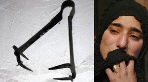 ISIS trhá ženám prsy mučicím nástrojem kousač. Za odhalení
