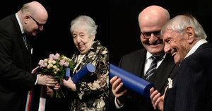 Rozhodovala i morálka. Ministr uděloval tituly Rytíř a Dáma české kultury