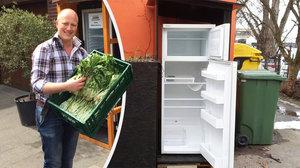 Prošlé jídlo nevyhazujte, ale nabídněte ostatním: Praha bude mít první veřejnou lednici