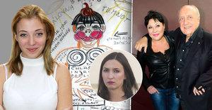 Anna Slováčková o obrazech Felixovy milenky Gelemové: Když jsem je viděla, málem jsem se pozvracela!
