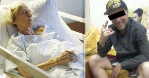 Vlastní babičku nechal umřít hlady ve výkalech: Soud ho poslal na 7 let do vězení!