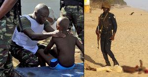 Teroristé na pláži vraždili i děti: Ušetřili jen malého muslima, který přeříkal modlitbu