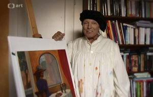 S rakovinou bojující Gott dražil své dílo: Z obrazu za 230 tisíc nemá ani korunu! Komu dal peníze?