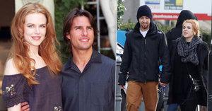 Proč nebyl Tom Cruise na svatbě dcery Isabelly? Prý neměl čas