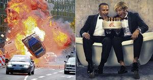 Seriál Kobra 11 slaví 20 let: 5000 zničených aut, 4 mrtví herci a další překvapivá fakta!