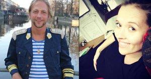 Těhotná manželka Tomáše Kluse: Cítím se jako velryba