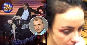 Hvězda Tvoje tvář má známý hlas Petr Rychlý: Krvavě zranil tanečnici a pak se dušoval, že není násilník