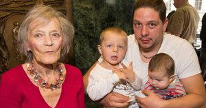 Luba Skořepová (92) v LDN nečekaně ožila: Začal ji navštěvovat synovec Julien!