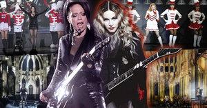 Lucie Bílá řekla, proč okopírovala Madonnu: Její vysvětlení vás asi překvapí!