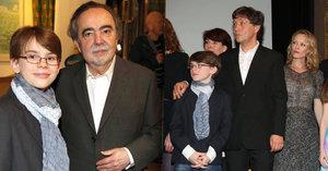 Druhý Tomáš Holý, mladý herec Filip Antonio: V Básnících jsem tak trochu šprt!