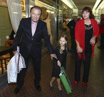 To Karla Gotta zaskočilo! Jeho desetiletá dcera plánuje opustit domov!