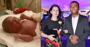 Rey Koranteng s manželkou: Hádky o čtvrté dítě