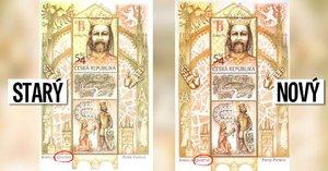 Quatrus, nebo Quartus?: Česká pošta přejmenovala na známce Karla IV.