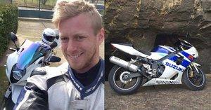 Vášeň, která ho stála život: Slavný pornoherec zemřel na milované motorce