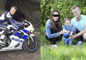 Přítelkyně pornoherce, který zemřel na motorce: Na místě nehody mu udělám pomník