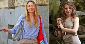 Herečka Tereza Bebarová úplně nahoře bez: Usměvavá herečka vyrazila do ulic bez make-upu!