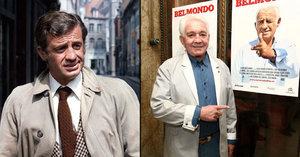 Krampol na premiéře posledního snímku Belmonda: Jeho hlas převzal po Třískovi a už s ním žije téměř 40 let!