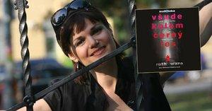 """Simona Postlerová s audioknihou """"Všude kolem černý les"""" vás naučí se bát"""
