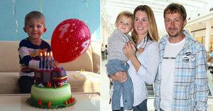 Smutná miss Lucie Křížková: Tchyni pohřbila na narozeniny syna