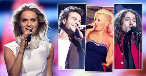 Gábino, ukaž jim, co umí české holky! Těchto 25 finalistů Eurovize musí Gunčíková porazit