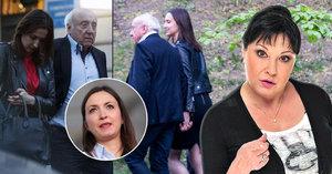 Dáda Patrasová prozradila: Co ví o sexu svého muže s milenkou Gelemovou?