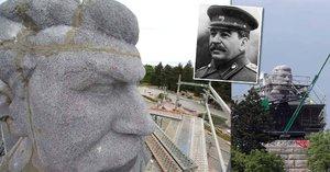 Sovětský diktátor se vrací kvůli filmu: Na Letné staví Stalina