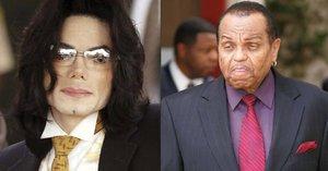 Otce Michaela Jacksona hospitalizovali: Má šílenou horečku