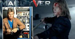 Kultovní seriál je zpět: Tohle je nový MacGyver! Kdo dostal hlavní roli?