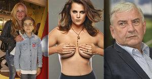 Ztráty celebrit: Vendula Svobodová přišla o miliony, Ornella Štiková o oblečení a Petra Kvitová o přítele