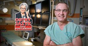 Doktoři z Nemocnice Motol: Drží češtinu v mantinelech