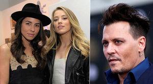 Tajemství manželky Johnnyho Deppa: Provdala se za ženu