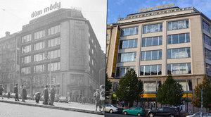 Dům módy: Na Václavském náměstí stojí už 60 let