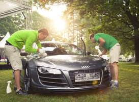 Mobilní ekologický mycí servis pro automobily!