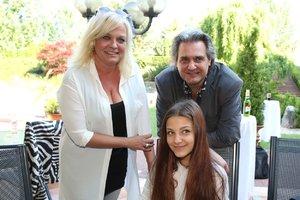 Boura s Mayerovou opět spolu: Pochlubili se dospívající dcerou!
