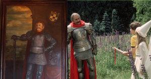 Kde skončil obraz Brtníka z Brtníku z filmu Ať žijí duchové? To budete koukat!