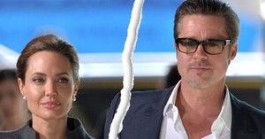 Angelina Jolie a Brad Pitt: Rozvod! Soukromý detektiv prý odhalil nevěru